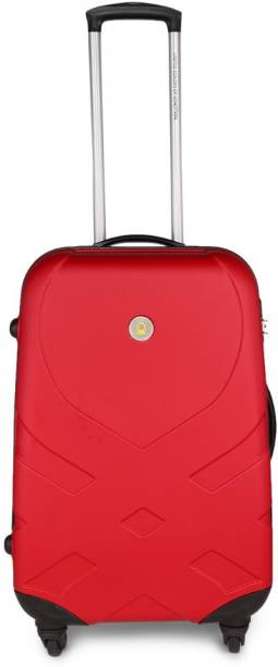 c3f13e6c84b United Colors of Benetton CANTER LARGE LUGGAGE RED Check-in Luggage - 28  inch