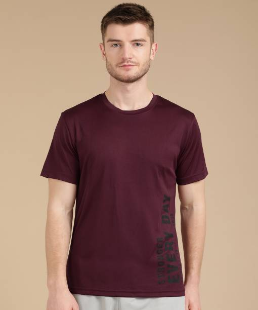 3ad97adb56 Reebok Tshirts - Buy Reebok Tshirts Online at Best Prices In India ...