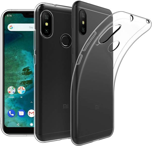 Flipkart SmartBuy Back Cover for Mi Redmi Note 6 Pro