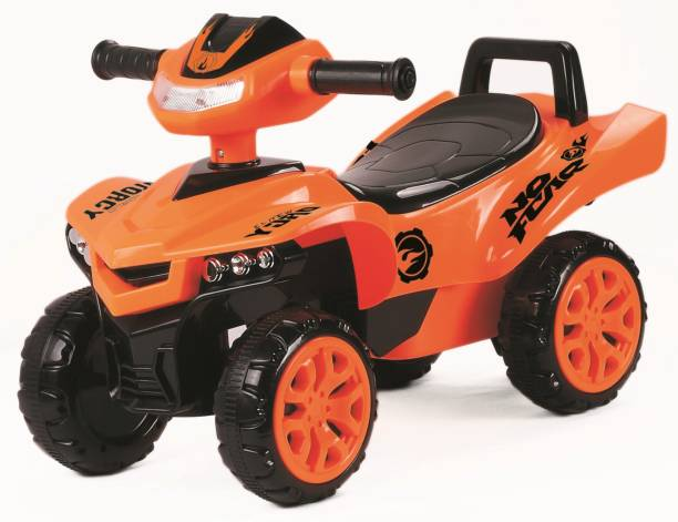 Toyhouse Racing Turbo Push ATV for kids(1 to 3yrs) Rideons & Wagons Non Battery Operated Ride On