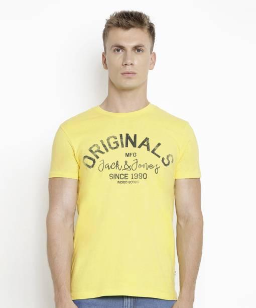Jack Jones Tshirts - Buy Jack Jones Tshirts Online at Best Prices In ... 049cecace1