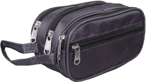 045fe2a0de53 Best Bags Large size Triple Section Shaving bag Multipupose bag Travel  Shaving Bag