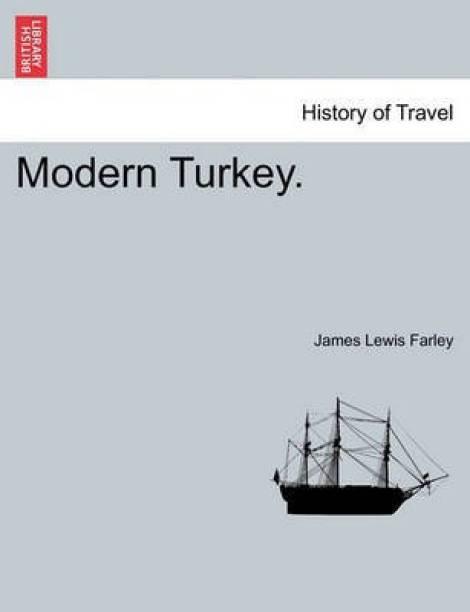 Modern Turkey.