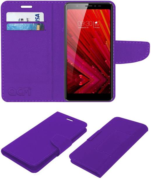 ACM Flip Cover for Micromax Hs1