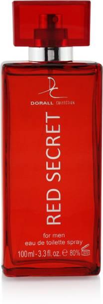 Dorall Collection Red Secret Eau de Toilette  -  100 ml