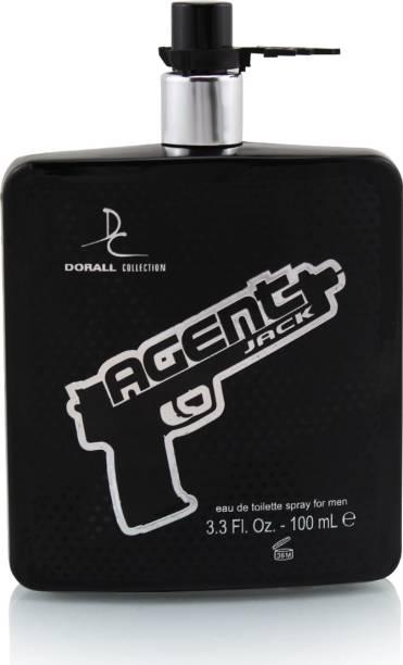 Dorall Collection Agent Jack Eau de Toilette  -  100 ml
