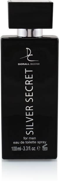 Dorall Collection Silver Secret Eau de Toilette  -  100 ml