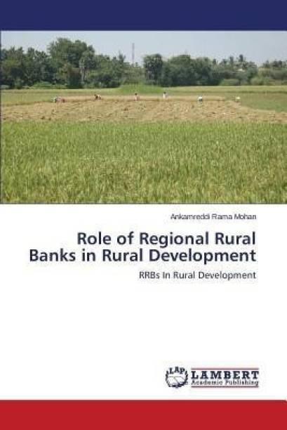 Role of Regional Rural Banks in Rural Development