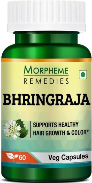 Morpheme Remedies Bhringraja (Eclipta Alba) 500mg Extract
