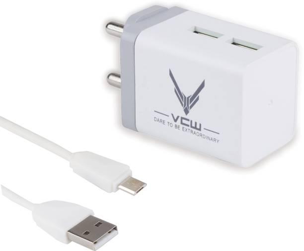 a9c446f9da3a0b VCW 2.4A FAST Charger | Adapter | Universal charger | Smartphone Charger |  Android Charger