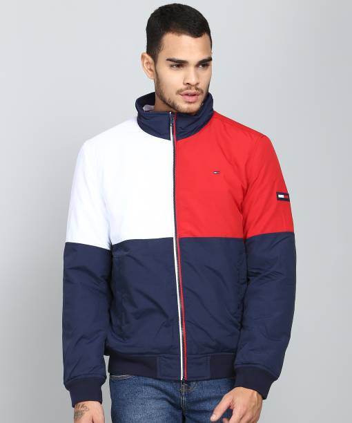 fd4ce5b5e93cd9 Tommy Hilfiger Jackets - Buy Tommy Hilfiger Jackets Online at Best ...