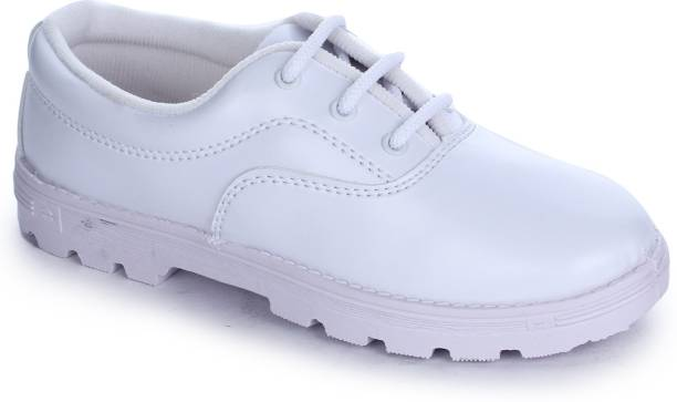 590701c5c7af White School Shoes - Buy White School Shoes online at Best Prices in ...