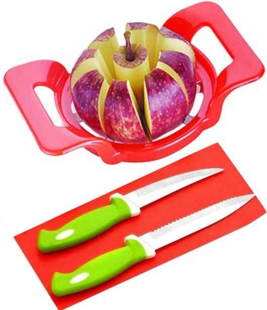 Skyline 01 Apple Cutter with Sharp Edge Knife Set for Fruits & Vegetable Cutting Kitchen Tool Set