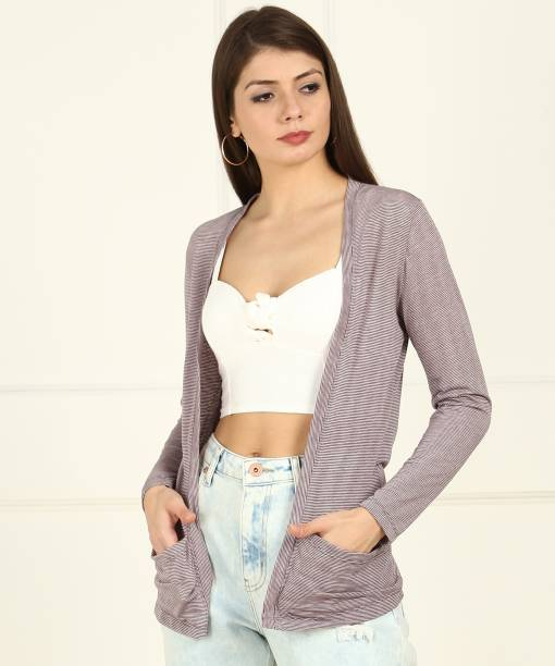 fd7038156c4 Bell Sleeve Shrugs - Buy Bell Sleeve Shrugs Online at Best Prices In ...
