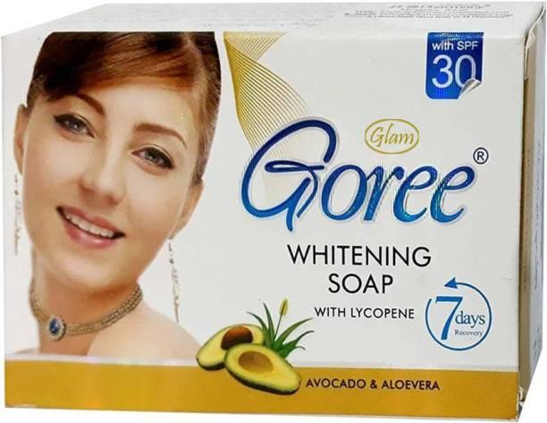 GLAM Goree Whitening Soap Pack of 2