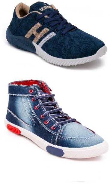 low priced 6a846 6364f Ultron Trendy Men Footwear-Combo-(2)-C-1DC NB-Beige