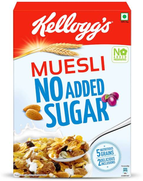 Kellogg's Muesli No Added Sugar