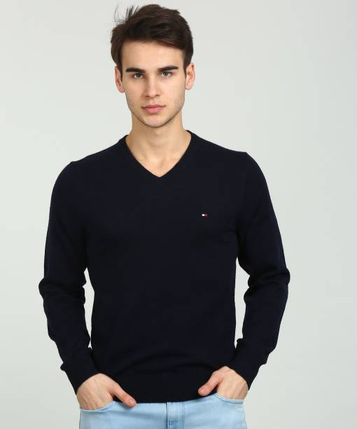 2c9ccee36 Tommy Hilfiger Sweaters - Buy Tommy Hilfiger Sweaters Online at Best ...
