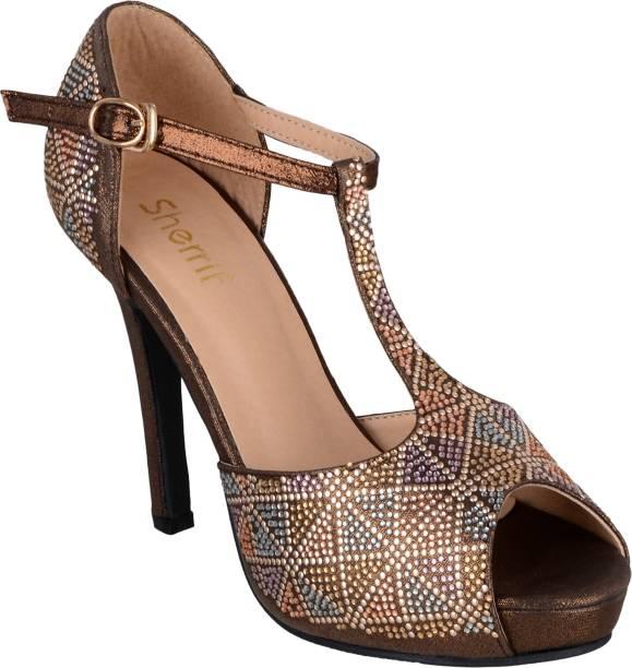 8d214139af19 Heels - Buy Heeled Sandals, High Heels For Women Online At Best ...