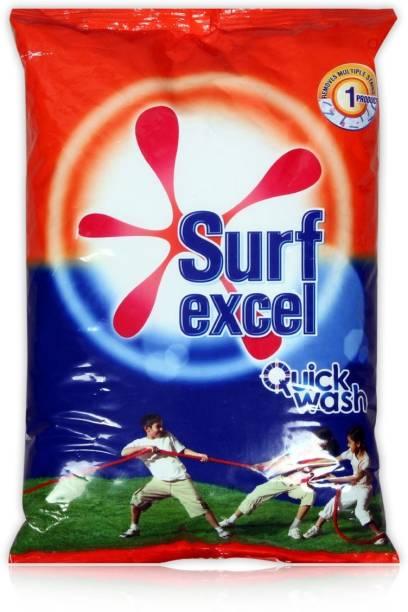 Surf excel quick wash 1 kg Detergent Powder 1 kg