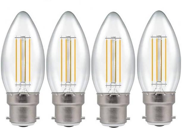 Volticity 6 W Candle B22 Flouroscent Bulb