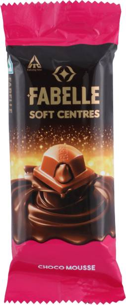 Fabelle Soft Centres Choco Mousse Bars