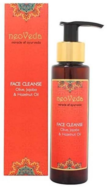 NeoVeda Face Cleanse Olive, Jojoba & Hazelnut