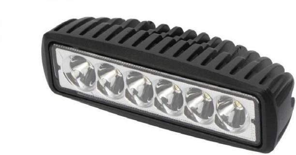 VGEAR LED Fog Light For Universal For Bike Universal For Bike