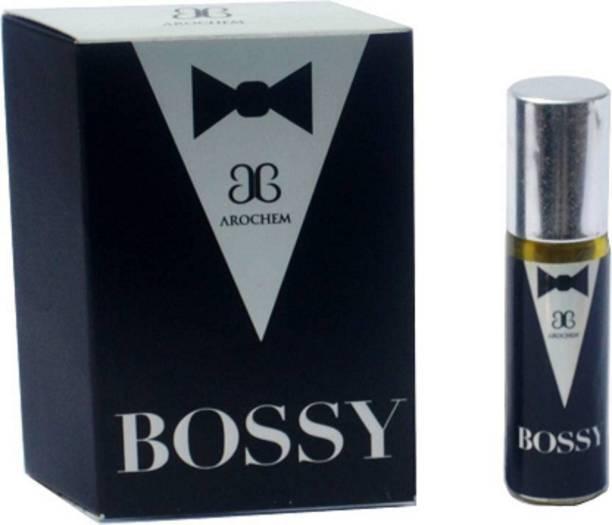 AROCHEM Bossy Special Long Lasting Pocket Perfume. Eau de Parfum - 12 ml (For Men & Women) Eau de Parfum  -  12 ml