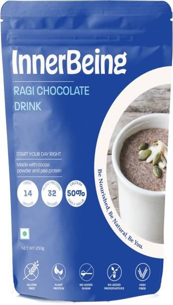 Inner Being Ragi Chocolate Drink Mix 250 g