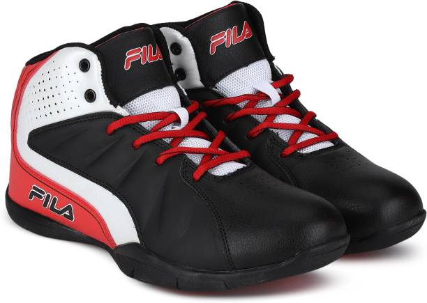 c6b9ae2be3 Fila Basketball Shoes - Buy Fila Basketball Shoes Online at Best ...