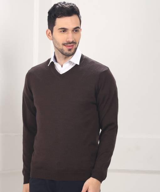 caea947664 Park Avenue Sweaters - Buy Park Avenue Sweaters Online at Best ...