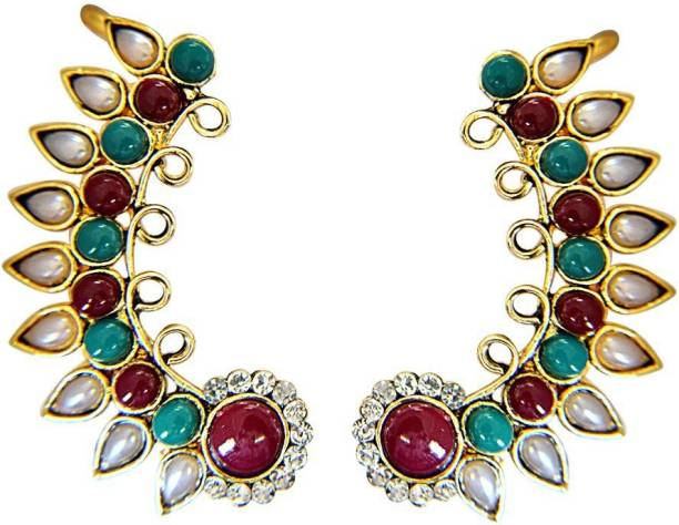 Ear Cuffs Earrings Buy Ear Cuffs Earrings Online At Best Prices In