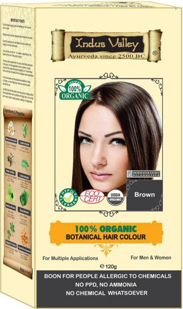 Indus Valley Hair Colors - Buy Indus Valley Hair Colors Online at ...