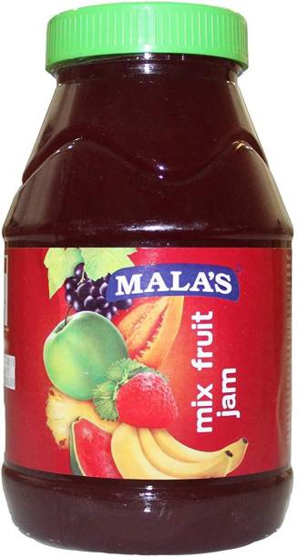 mala's Mixed Fruit Jam {1kg} 1 kg