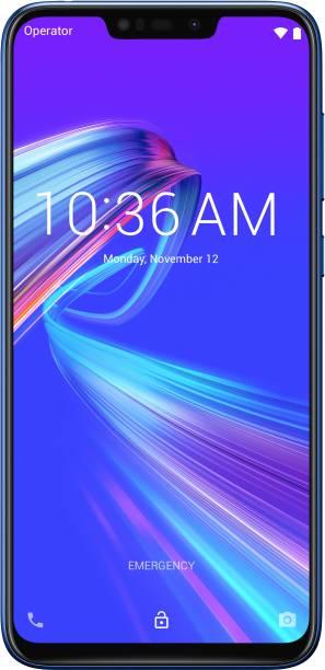 ASUS ZenFone Max M2 (Blue, 32 GB)