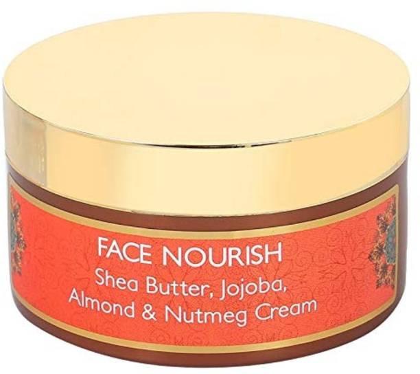 NeoVeda Face Nourish Shea Butter, Jojoba, Almond & Nutmeg Cream