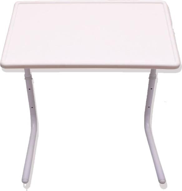 ZENVEXYO Fresh Plastic Plastic Portable Laptop Table