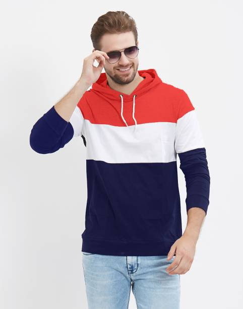Hooded Tshirts - Buy Mens Hoodied Jackets Online at Best Prices in ... 3d7d0619da45