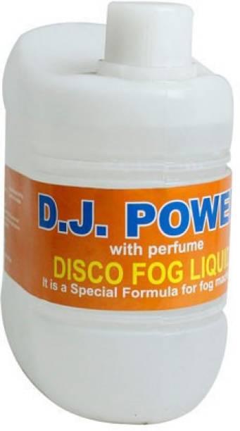 SOMETHING4U Premium Quality Fog Machine Oil - 1 ltrs. Water Based Liquid Special Effect Fluid Fog Juice Toy Bubble Maker