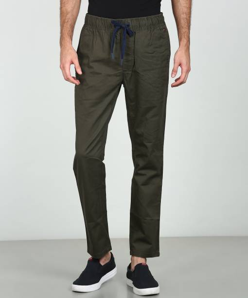 4f1bfdde Tommy Hilfiger Trousers - Buy Tommy Hilfiger Trousers Online at Best ...