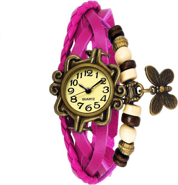True Colors EXCLUSIVE VINTAGE LEATHER FAST SELLING OUT Watch - For Women
