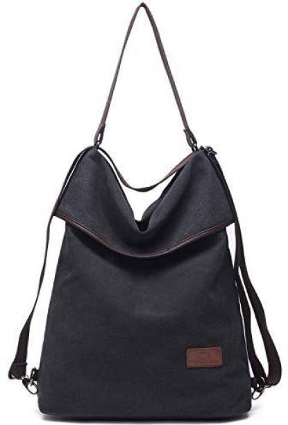 f116f73fc6 Travistar Women Multifunction Shoulder Bag Canvas Crossbody Casual Daypack  Handbag for work and daily use 5