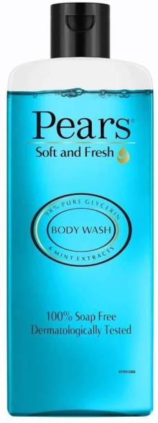 Pears SOFT & FRESH BODY WASH, 250ML