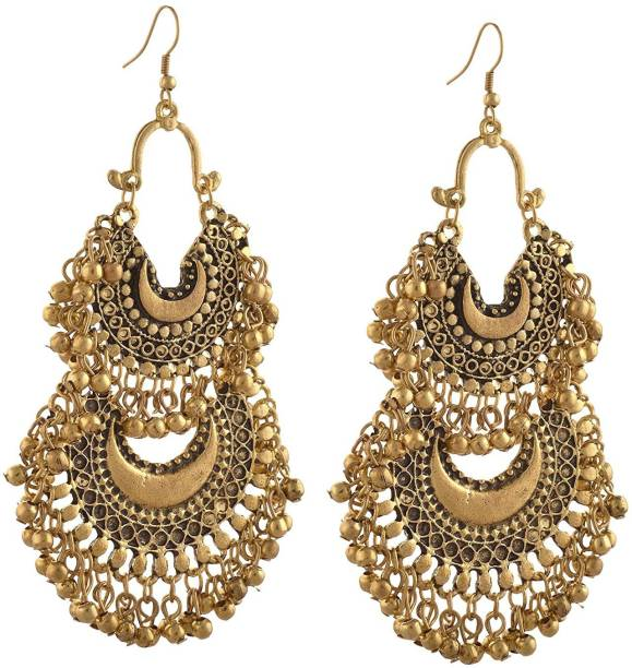 Chandbali Earrings Buy Chandbali Earrings Online At Best Prices In