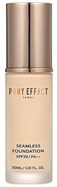 Pony Effect Foundations Buy Pony Effect Foundations Online At Best