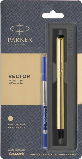 PARKER Vector Gold CT Roller Ball Pen