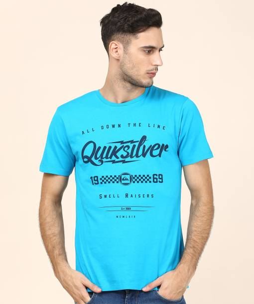 a4d19052bae385 Quiksilver Tshirts - Buy Quiksilver Tshirts Online at Best Prices In ...