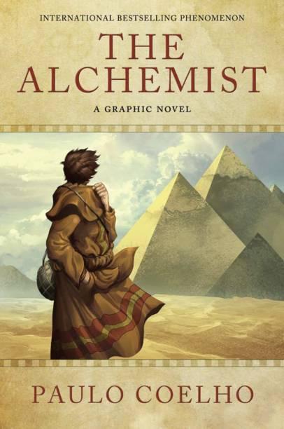 The Alchemist Graphic Novel - A Graphic Novel