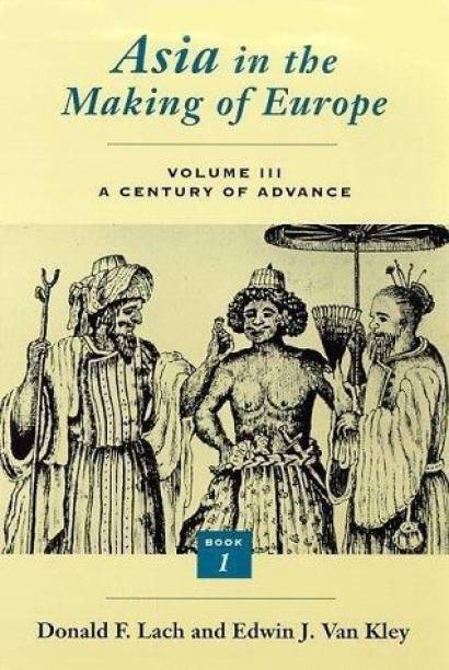 Asia in the Making of Europe: Trade, Missions, Literature v.3